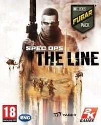 Game Box for Spec Ops: The Line (PC)