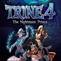 Game Box for Trine 4: The Nightmare Prince (PC)