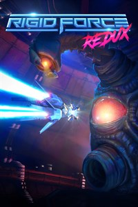 Game Box for Rigid Force Redux (PS4)