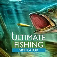 Game Box for Ultimate Fishing Simulator (PC)