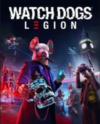 Okładka Watch Dogs: Legion (PC)