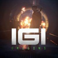 Okładka I.G.I. Origins (PS4)