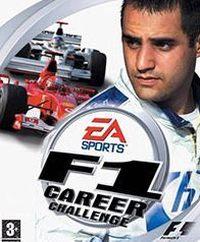 Okładka F1 Career Challenge (GCN)