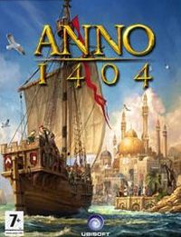 Game Box for Anno 1404 (PC)