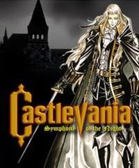 Game Box for Castlevania: Symphony of the Night (PS3)