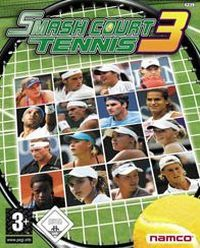 Okładka Smash Court Tennis 3 (PSP)