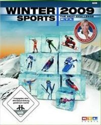 Game Box for RTL Winter Sports 2009 (NDS)