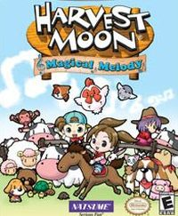 Game Box for Harvest Moon: Magical Melody (Wii)