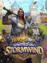 Hearthstone: United in Stormwind (PC cover