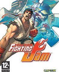 Game Box for Capcom Fighting Evolution (PS2)