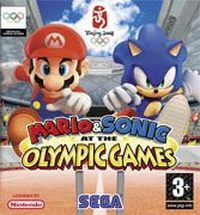 Okładka Mario & Sonic at the Olympic Games (Wii)