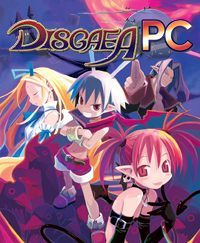 Game Box for Disgaea PC (PC)