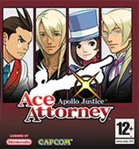 Game Box for Apollo Justice: Ace Attorney (3DS)