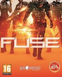 Game Box for Fuse (X360)