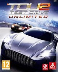Game Box for Test Drive Unlimited 2 (PC)