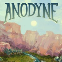 Game Box for Anodyne (PS4)