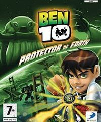 Okładka Ben 10: Protector of Earth (PSP)
