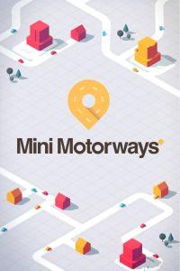 Okładka Mini Motorways (PC)