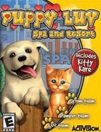Game Box for Puppy Luv: Spa & Resort (NDS)