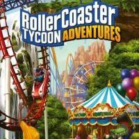 Okładka RollerCoaster Tycoon Adventures (PC)