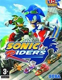 Okładka Sonic Riders (PC)
