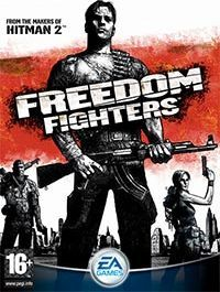 Okładka Freedom Fighters (PC)