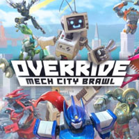 Game Box for Override: Mech City Brawl (PC)