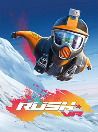 Okładka Rush VR (PS4)
