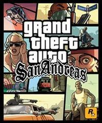 Okładka Grand Theft Auto: San Andreas (PC)