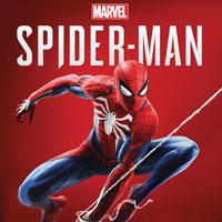 Okładka Spider-Man (PS4)