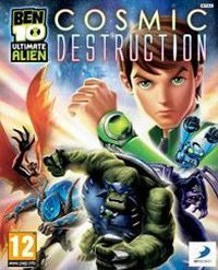 Game Box for Ben 10 Ultimate Alien: Cosmic Destruction (PSP)