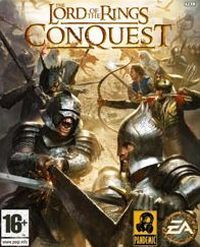 Game Box for The Lord of the Rings: Conquest (PC)