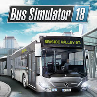 Okładka Bus Simulator 18 (PC)