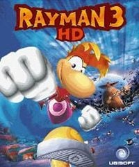 Game Box for Rayman 3: Hoodlum Havoc (PC)