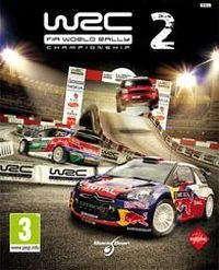 Game Box for WRC 2 (X360)
