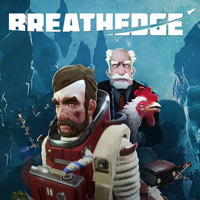 Okładka Breathedge (PC)