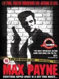 Okładka Max Payne (PC)
