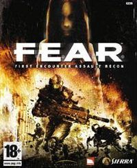 Game Box for F.E.A.R.: First Encounter Assault Recon (PC)