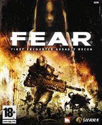 F.E.A.R.: First Encounter Assault Recon (PC cover