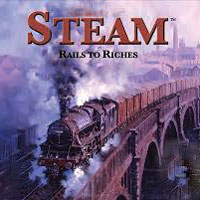 Steam: Rails to Riches Complete Edition (Switch cover
