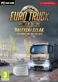 Okładka Euro Truck Simulator 2: Beyond the Baltic Sea (PC)