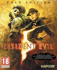 Game Box for Resident Evil 5: Gold Edition (PS3)