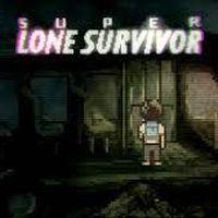 Okładka Super Lone Survivor (PC)
