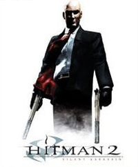 Game Box for Hitman 2: Silent Assassin (PC)