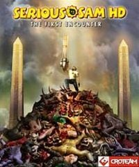 Game Box for Serious Sam HD: The First Encounter (PC)