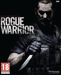 Okładka Rogue Warrior (PC)