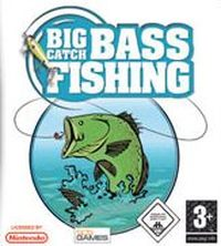Game Box for Big Catch: Bass Fishing (NDS)