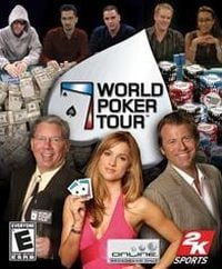 Okładka World Poker Tour (PS2)