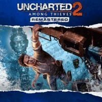 Game Box for Uncharted 2: Among Thieves Remastered (PS4)