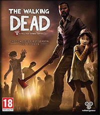 Game Box for The Walking Dead: A Telltale Games Series - Season One (PC)
